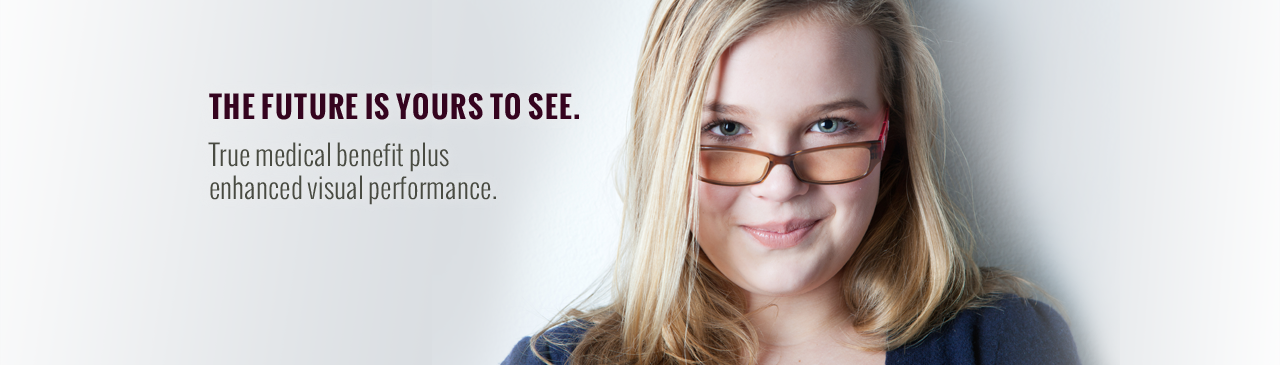 bluetech lenses ad - eyeglasses in Zanesville OH